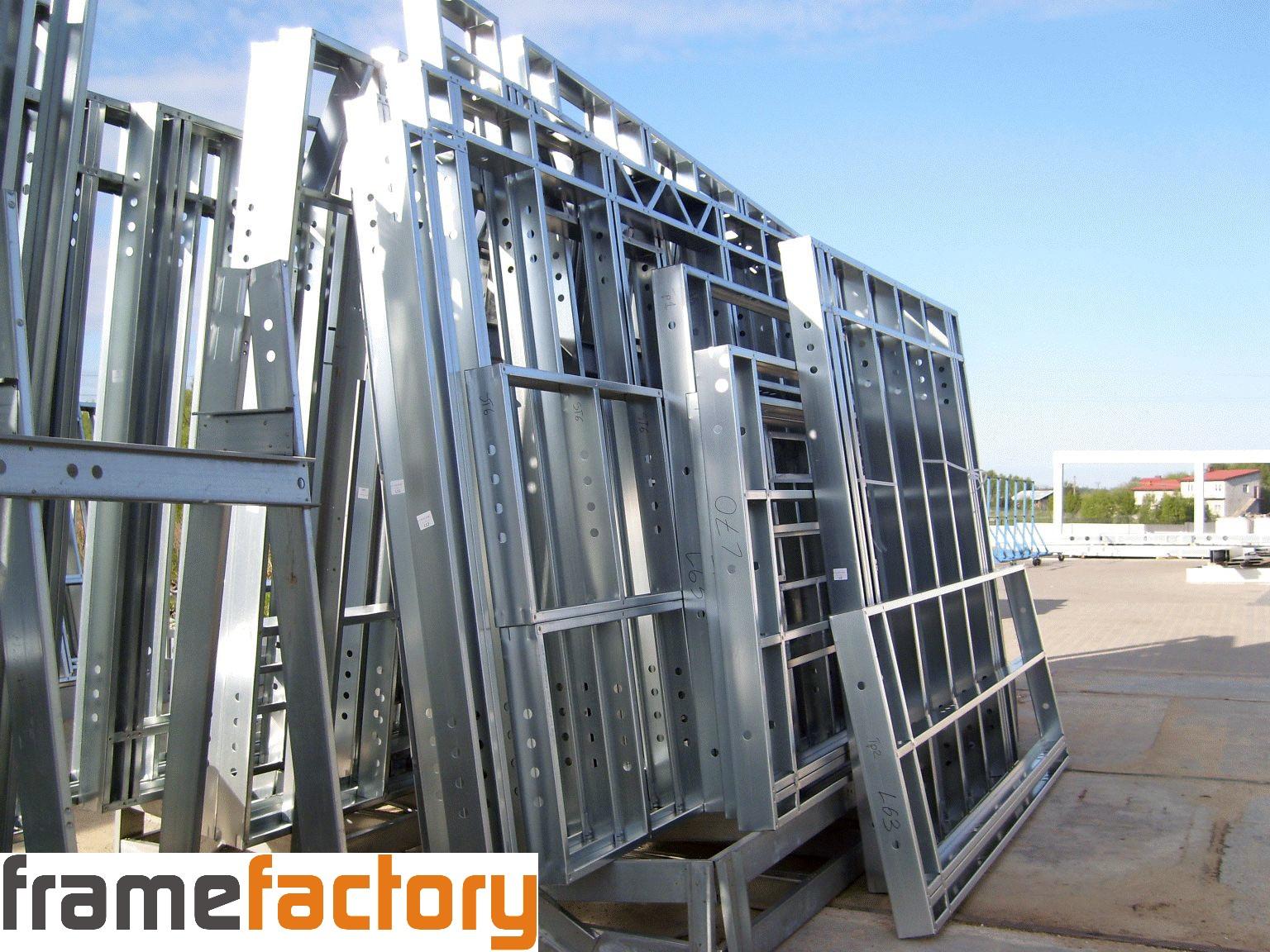Frame Factory - Bouwen met staalframe | Producten