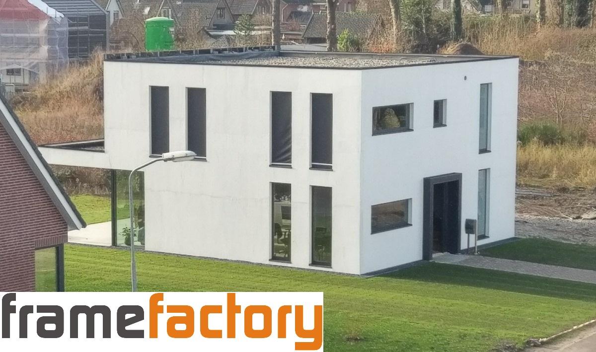 Frame Factory - Bouwen met staalframe | Projecten